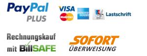 Zahlungsarten Logo
